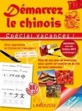 Larousse - Démarrez le chinois - Spécial vacances !.