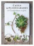 Sueko Katsuji - Cactus et plantes grasses - 50 compositions en pots.