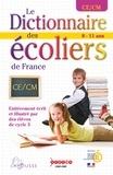 Larousse - Le dictionnaire des écoliers de France CE/CM - 8-11 ans.