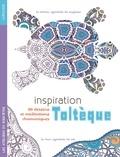 Gilles Diederichs - Inspiration Toltèque - 30 dessins et méditations chamaniques.