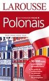 Agnieszka Bala-Balandard et Ryszard-J Burek - Dictionnaire de poche Larousse français-polonais et polonais-français.