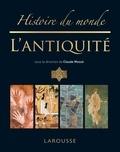 Larousse - Histoire du monde de l'Antiquité.