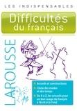René Lagane - Difficultés du français.