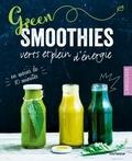 Irina Pawassar - Green smoothies verts et plein d'énergie.
