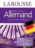 Pierre Grappin - Grand dictionnaire allemand-français français-allemand.