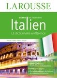 Edigeo - Grand dictionnaire français-italien et italien-français.