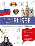 Larousse - Premiers pas en russe.