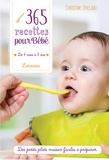 Christine Zalejski - 365 recettes pour bébé.