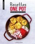 Pauline Dubois - Recettes one pot.