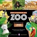 Cyril Hue - Une saison au zoo - L'atlas des animaux sauvages.