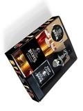 Julie Fichelle - Coffret Les 50 meilleures bières - Contient 1 livre, 1 décapsuleur mural, 4 sous-brocks.