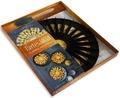 Coralie Ferreira - Tartes soleil, illuminez vos apéritifs ! - Avec 1 livre, 1 accessoire pour découper vos tartes, 1 pinceau en silicone.