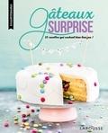Quitterie Pasquesoone - Gâteaux surprise - 25 recettes qui cachent bien leur jeu !.