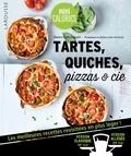Béatrice Lagandré - Tartes, quiches, pizzas & cie - Les meilleures recettes revisitées en plus léger !.