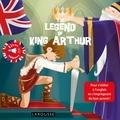Annie Sussel et  K'naye - The Legend of King Arthur - Livre sonore.