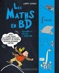 Larry Gonick - Les maths en BD - Volume 2, Calcul et analyse.