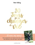 Anna Austruy - 30 jours pour changer de vie.
