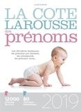 Laure Karpiel - La côte Larousse des prénoms.