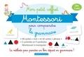 Larousse - Mon petit coffret Montessori pour comprendre la grammaire.