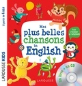 Annie Sussel - Mes plus belles chansons in English. 1 CD audio