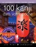 Larousse - 100 kanji dans votre poche.