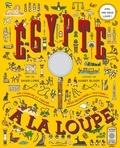 David Long et Harry Bloom - L'Egypte à la loupe - Avec une vraie loupe.