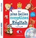 Annie Sussel - Mes plus belles comptines in English. 1 CD audio