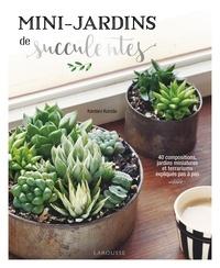 Kentaro Kuroda - Mini-jardins de succulentes.