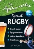 Carine Girac-Marinier - Les apéro-cartes spécial rugby.