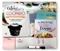 Dessain et Tolra - Le Calendrier Cookeo Septembre 2019 - Décembre 2020 - Avec 1 stylo, une grande pochette effaçable, des aimants, 1 bloc de post-it et 1 livre de recettes Cookeo.