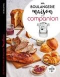 Pauline Dubois-Platet - Ma boulangerie maison avec Companion - Les petits livres de recette Moulinex 75 recettes.