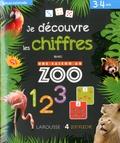 Larousse - Je découvre les chiffres avec Une saison au zoo.