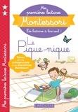 Julie Rinaldi et Amélie Clavier - Mes premières lectures Montessori - Le pique-nique.