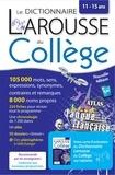 Larousse - Le dictionnaire Larousse du collège.