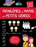 Aurore Meyer - Maths CE2 Les problèmes de maths des Petits Génies.