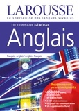 Larousse - Dictionnaire général français-anglais, anglais-français.