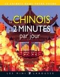 Mathilde Pyskir - Le chinois en 2 minutes par jour - Le chinois dans votre poche.