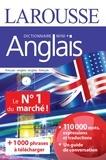 Marc Chabrier et Valérie Katzaros - Dictionnaire mini + anglais.