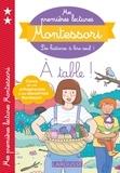 Anaïs Galon et Christine Nougarolles - Mes premières lectures Montessori - A table.