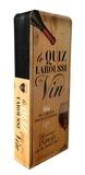 Larousse - Le quiz Larousse du vin - 80 cartes, 200 questions.