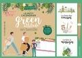Larousse - Le petit calendrier green attitude en famille - Septembre 2020 à août 2021.
