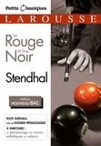 Stendhal - Le Rouge et le Noir - Chroniques du XIXè siècle.