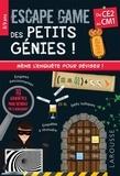 Mathieu Quénée - Escape game des petits génies du CE2 au CM1.