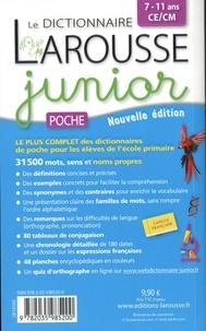 Dictionnaire Larousse junior poche CE/CM