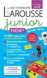 Anne-Françoise Robinson et Marion Vaillant - Le dictionnaire Larousse junior poche plus CE/CM.