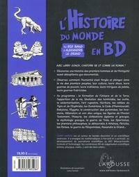 L'histoire du monde en BD Tome 1 Du Big Bang à Alexandre le Grand