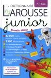 Anne-Françoise Robinson et Marion Vaillant - Le dictionnaire Larousse junior.
