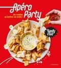 Audrey Cosson - Happy Food Apéro party.