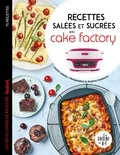Juliette Lalbaltry - Cake factory sucré / salé.