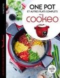 Séverine Augé - One pot et autres plats complets avec Cookeo - Les petits livres recettes Moulinex.